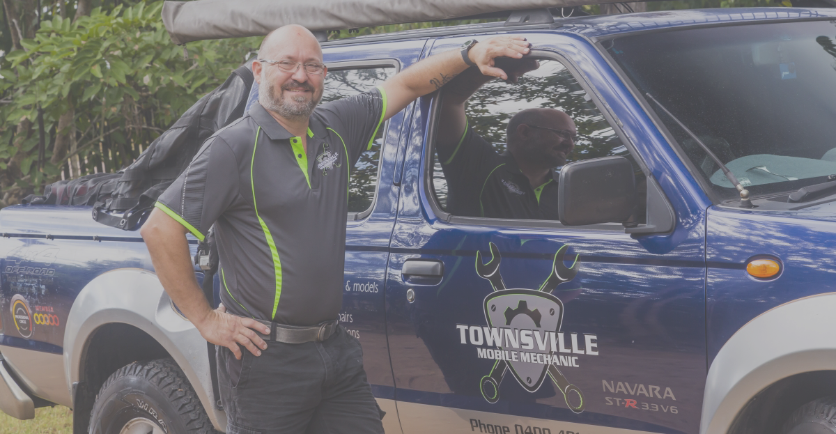 townsville mobile mechanic banner