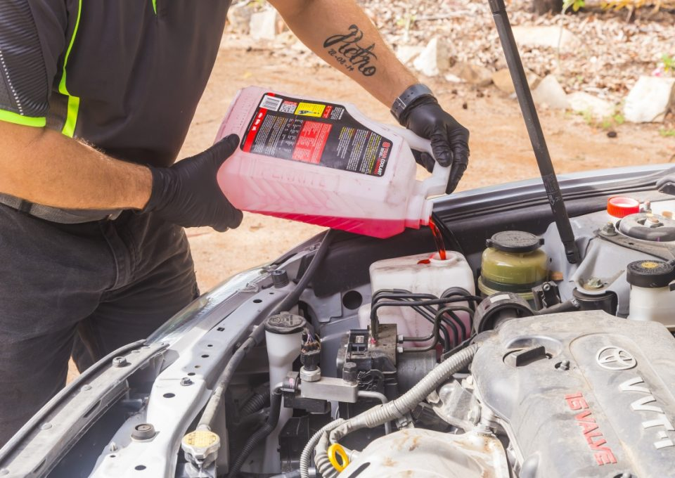townsville mobile mechanic car servicing
